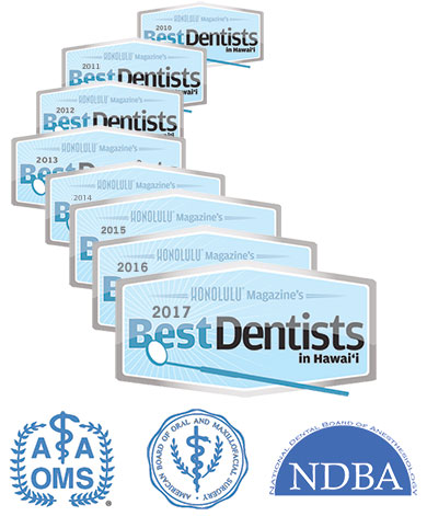 Rated Best Dentists In Hawaii by PSR Peer Reviews, Honolulu